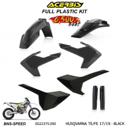 Acerbis Front Number Plate White for KTM 300 XC 2013-2016